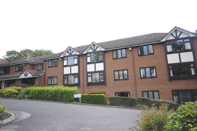 Thumbnail Flat for sale in Princes Court, Manchester