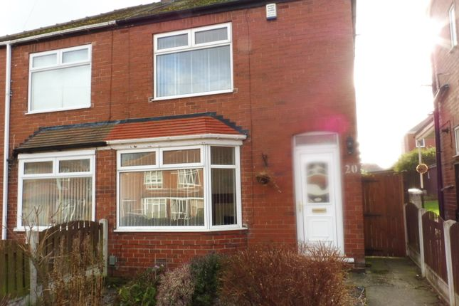 Thumbnail Semi-detached house for sale in East Avenue, Wombwell