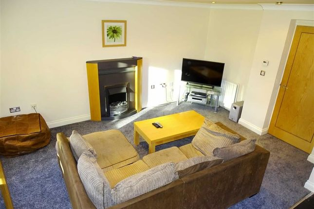 Living Room of Derby Court, Off Walmersley Road, Bury BL9