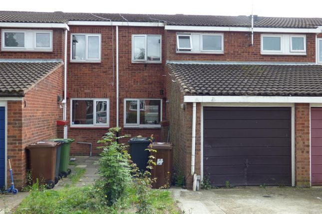 Thumbnail Terraced house for sale in Bairstow Close, Borehamwood