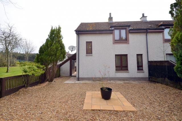 Thumbnail Semi-detached house for sale in 18 Lochdhu Gate, Nairn