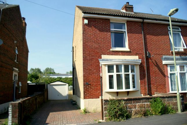 Thumbnail Semi-detached house to rent in Victoria Road, Emsworth