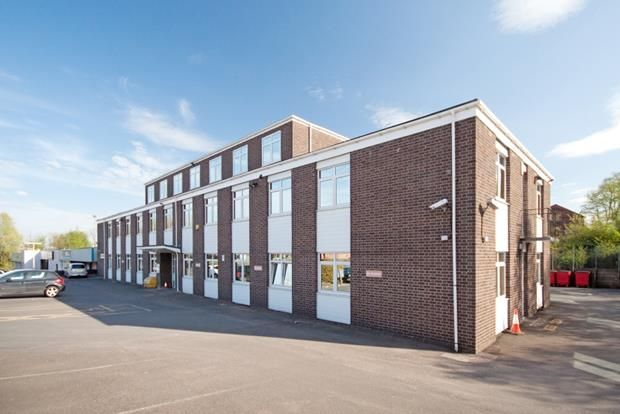 Thumbnail Commercial property for sale in Crewe House, 4 Oak Street, Crewe, Cheshire