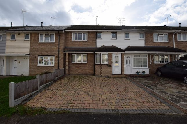 Thumbnail Terraced house for sale in Great Gregorie, Basildon