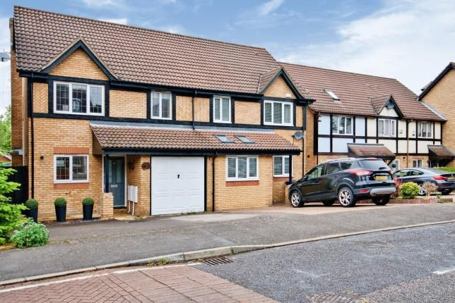 Semi-detached house for sale in Chafford Hundred, Grays, Essex