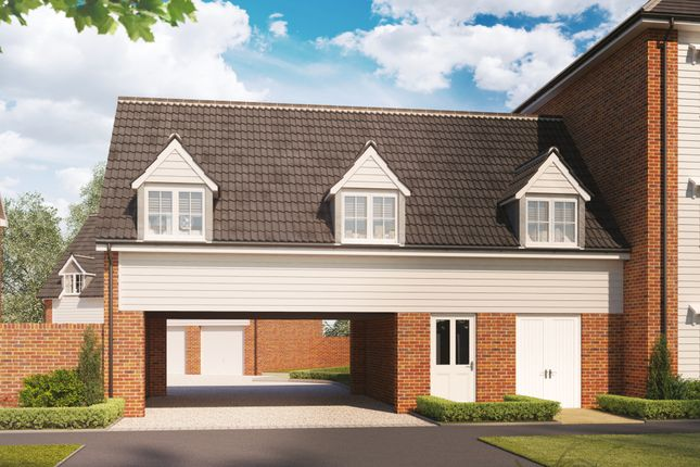 Thumbnail Detached house for sale in Silfield Road, Wymondham