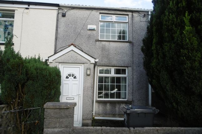 Thumbnail Terraced house to rent in Bethal Avenue, Tredegar