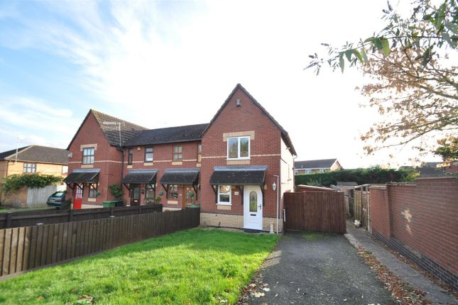 Thumbnail End terrace house to rent in Meadow Road, Droitwich