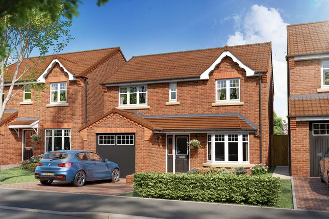 """Thumbnail Detached house for sale in """"Plot 21 - The Birkwith"""" at Station Road, Carlton, Goole"""
