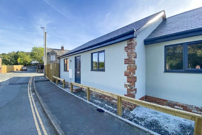 Thumbnail Semi-detached bungalow for sale in Hay Road, Builth Wells