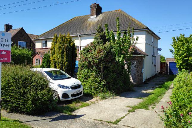 Thumbnail Semi-detached house for sale in Sparrows Corner, Great Oakley, Harwich