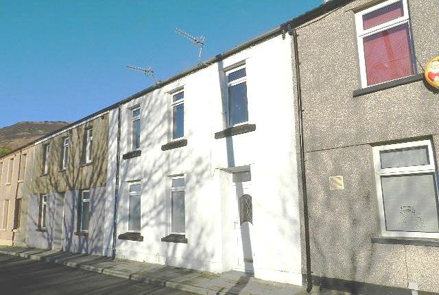 Thumbnail Terraced house to rent in Catherine Street, Pentre