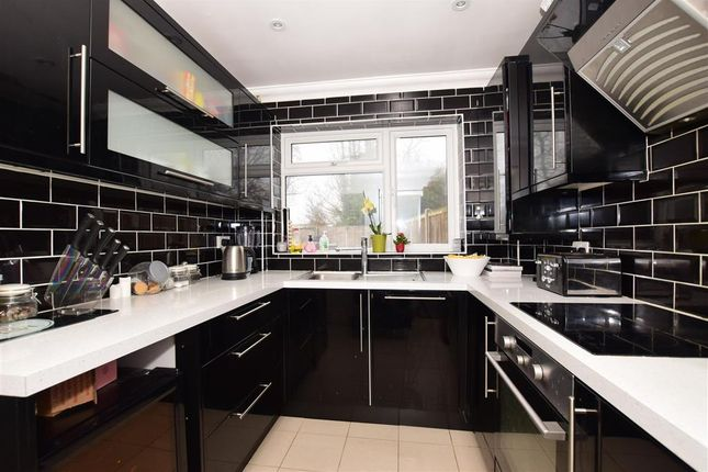 Thumbnail Semi-detached house for sale in Rowland Close, Gillingham, Kent