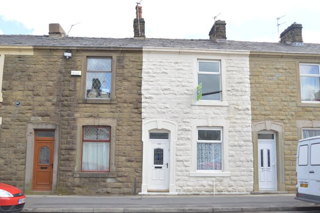 Front Elevation of Whalley Road, Clayton Le Moors, Accrington, Lancashire BB5