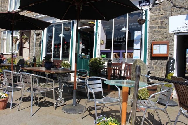Thumbnail Restaurant/cafe for sale in Market Place, Middleton In Teesdale