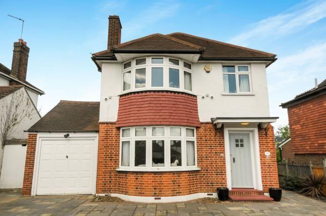Thumbnail Detached house for sale in Winn Road, London