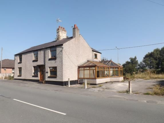 Thumbnail Detached house for sale in Bagillt, Holywell, Flintshire, North Wales