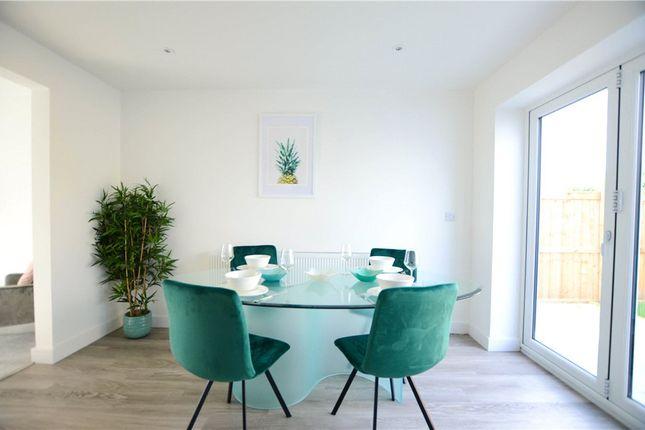 Dining Room of Montfort Gate, Caversham, Reading RG4