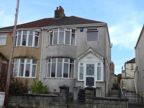 Thumbnail Semi-detached house for sale in Beacon Park, Plymouth, Devon