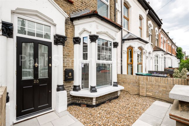 Thumbnail Terraced house for sale in Park Ridings, Hornsey, London