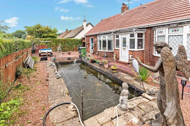 Thumbnail Bungalow for sale in Shibdon Way, Newcastle, Tyne And Wear