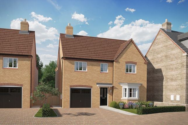 Thumbnail Detached house for sale in New Yatt Road, North Leigh Oxfordshire