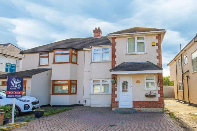 Thumbnail Semi-detached house for sale in Warren Drive, Elm Park, Hornchurch