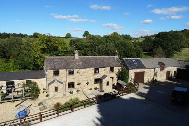 Thumbnail Property for sale in Chesterfield Road, Rowsley, Matlock, Derbyshire