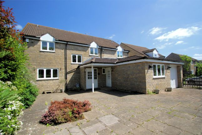 Thumbnail Detached house for sale in Goose Green, Yate, South Gloucestershire