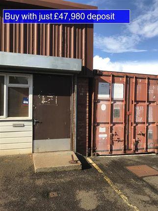 Thumbnail Retail premises for sale in KY11, Hillend Industrial Park, Hillend, Fife