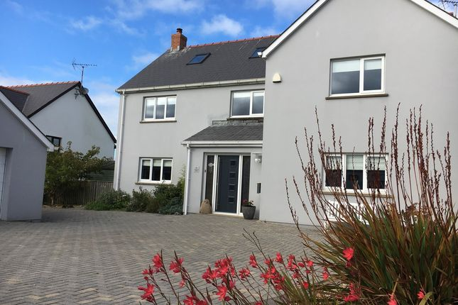 Thumbnail Detached house for sale in Maes Ffynnon, Roch, Haverfordwest