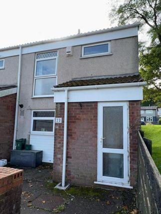2 bed semi-detached house to rent in 23 Clas-Y-Deri, Waunarlwydd, Swansea SA5