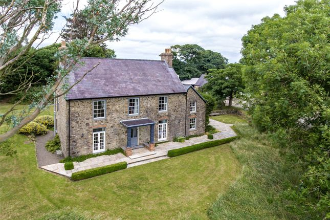 Thumbnail Detached house for sale in Round Well, Hayscastle, Haverfordwest, Pembrokeshire