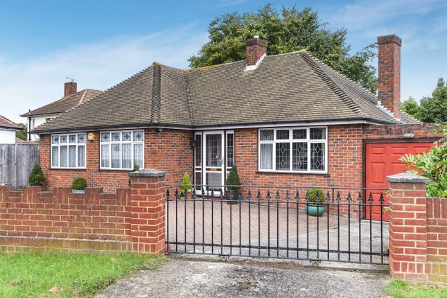 3 bed detached bungalow for sale in Windsor Avenue, New Malden
