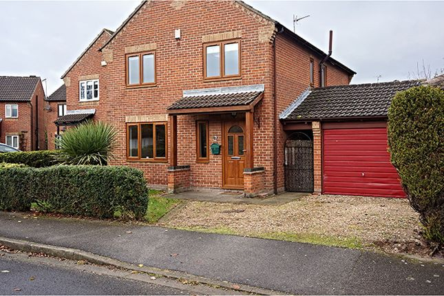 Thumbnail Detached house to rent in Augustus Drive, Brough