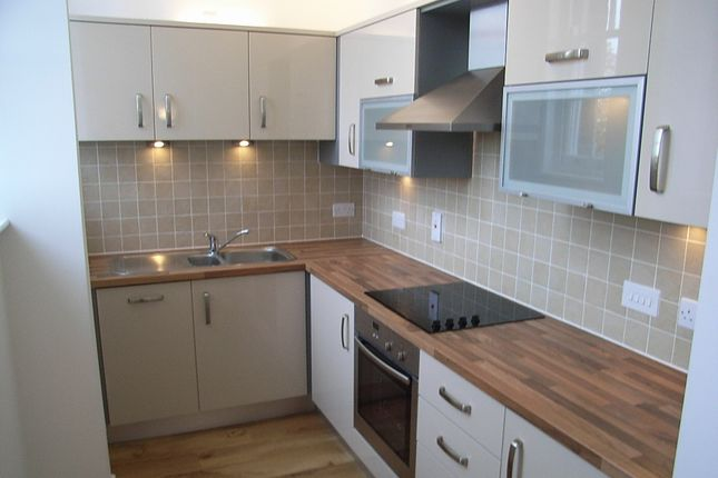 Thumbnail Flat to rent in College Gate, Salisbury Close, Crewe, Cheshire