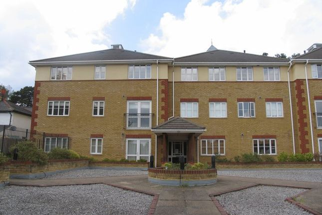 Thumbnail Flat to rent in St. Michaels Road, Camberley