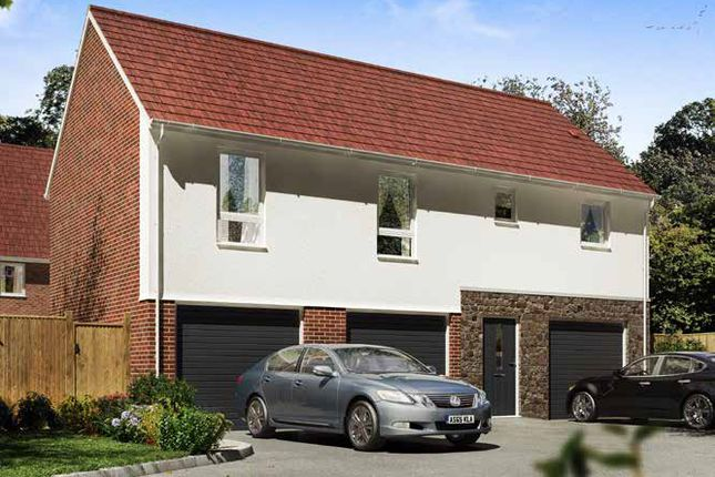 Thumbnail Detached house to rent in Tithe Barn, Exeter