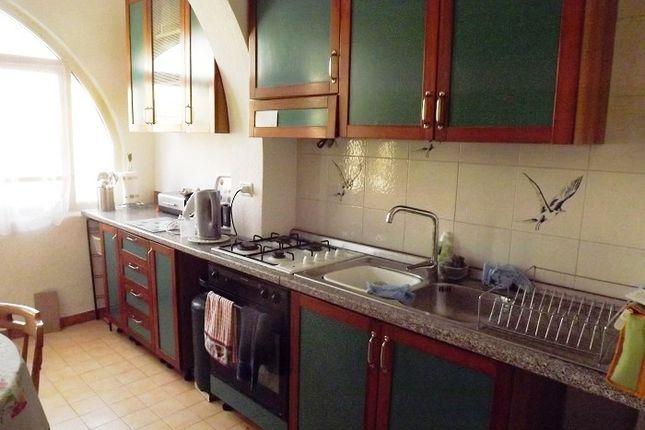 Kitchen of Via Campo Volo, Scalea, Italy