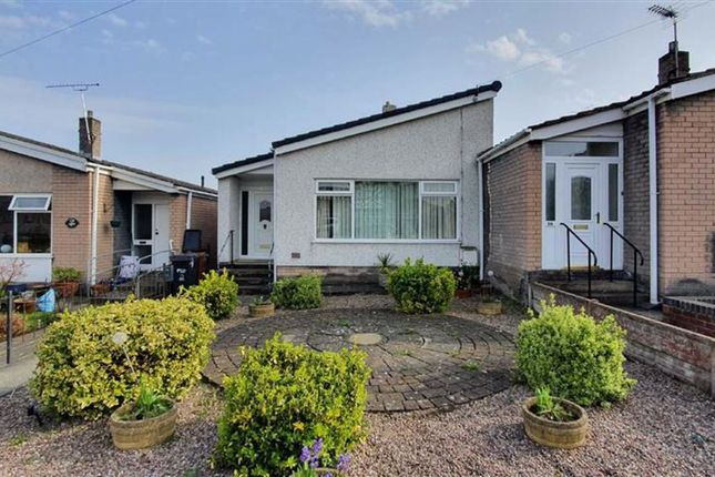 Thumbnail Terraced bungalow for sale in Pen Y Maes Road, Holywell, Flintshire