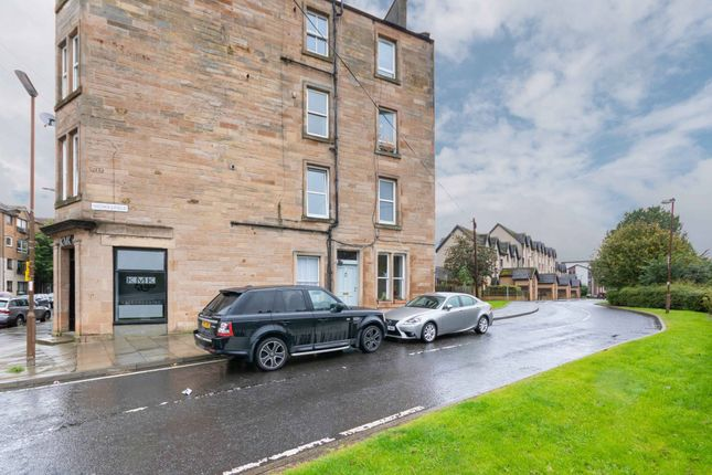 Thumbnail 1 bed flat for sale in North Fort Street, Edinburgh