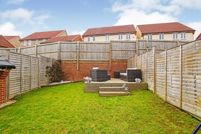 Garden of Clayhill Drive, Yate, Bristol, South Gloucestershire BS37
