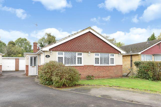 Thumbnail Detached bungalow for sale in Orestan Lane, Effingham, Leatherhead