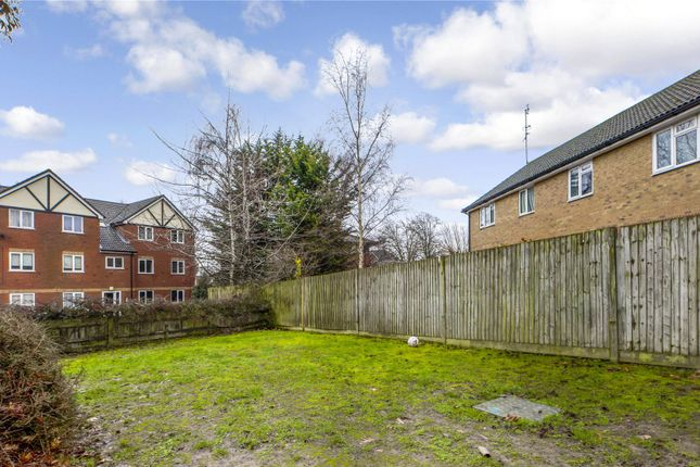 Garden of Groveland Place, Reading, Berkshire RG30
