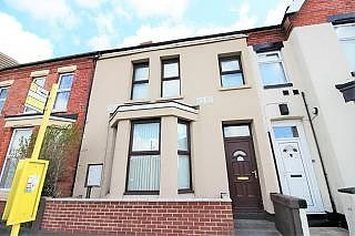 Thumbnail Room to rent in Crosby Road South, Seaforth, Liverpool
