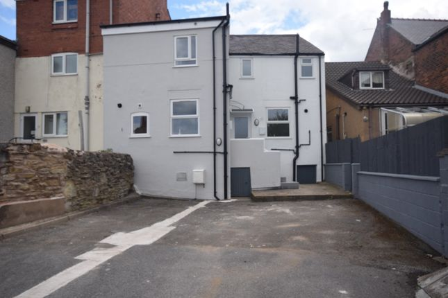 Thumbnail Semi-detached house to rent in Market Street, Rhosllanerchrugog