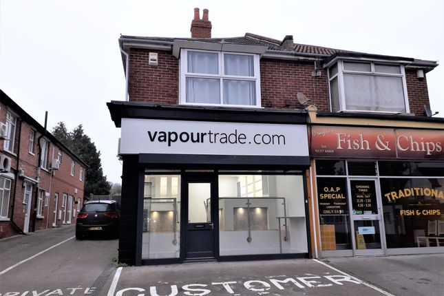 Thumbnail Retail premises to let in 159A Havant Road, Drayton, Portsmouth