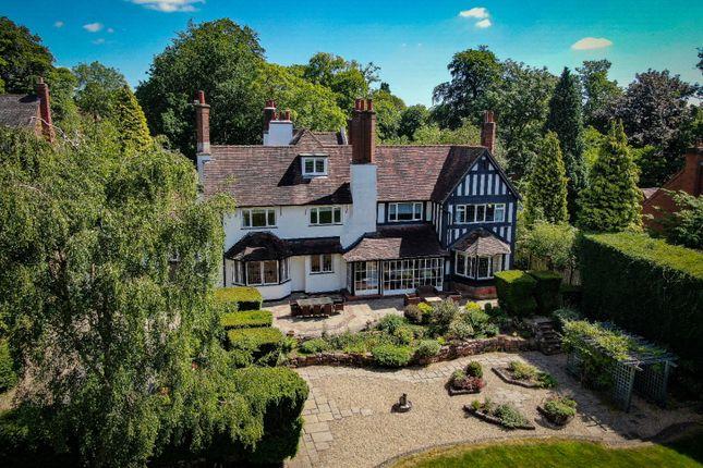 Thumbnail Detached house for sale in Four Oaks Road, Four Oaks, Sutton Coldfield, West Midlands