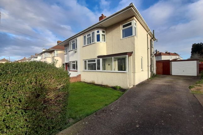 Thumbnail Property to rent in Ravenscourt Road, Patchway, Bristol