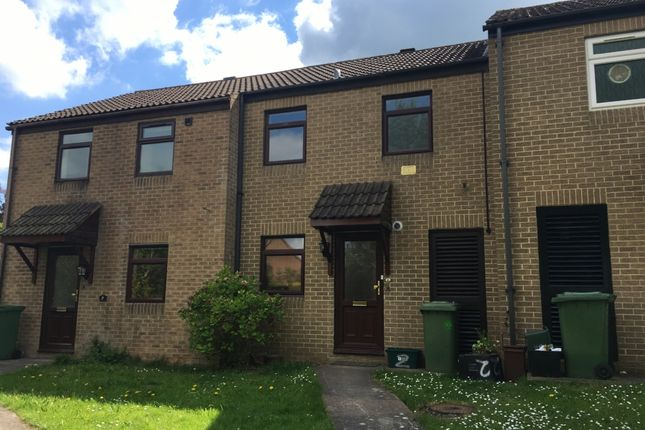 Thumbnail Terraced house to rent in Parsons Way, Wells
